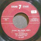 THE DIXIEBELLES~(Down At) Papa Joe's~Sound Stage 7 2507 (Rock & Roll)  45