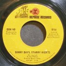 DON HO~Sunny Days, Starry Night~Reprise 0754 VG+ 45
