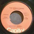 HAGOOD HARDY~The Homecoming~Capitol 4156 (Bop, Hard bop) VG+ 45