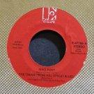 MIKE POST & LARRY CARLTON~The Theme From Hill Street Blues~Elektra 47186 (Rock) VG++ 45