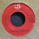 THE OSMONDS~I Think About Your Lovin'~Elektra 47438 VG+ 45