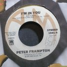 PETER FRAMPTON~I'm in You~A&M 1941-S (Soft Rock) VG+ 45
