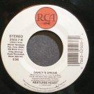 RESTLESS HEART~Dancy's Dream~RCA 7-R VG+ 45