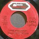 CRISPIAN ST. PETERS~The Pied Piper~Jamie 906 (Folk-Rock) VG++ 45
