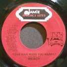 MERCY & THE PENTAGONS~Love (Can Make You Happy)~Jamie 917 (Soft Rock) VG++ 45