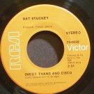 NAT STUCKEY~Sweet Thang and Cisco~RCA 0238 VG+ 45