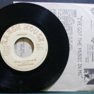 THE RANCH HANDS~I've Got the Music in Me~Ranch House 505 VG+ 45