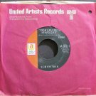 SLIM WHITMAN~From Heaven to Heartache~United Artists 50731 S VG+ 45
