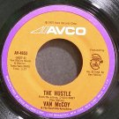 VAN MCCOY~The Hustle~Avco 4653 (Disco) VG+ 45