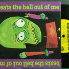 "BEATS THE HELL OUT OF ME~Buzz~Metal Blade 7 (Hardcore) M- 7"" 33  EP"