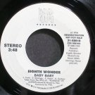 EIGHTH WONDER~Baby Baby~WTG 68610 (Free Style) Promo VG++ 45