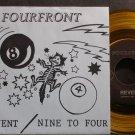 FOURFRONT~Revent~Vegas Deuces 18316 (Hardcore) Clear Yellow M- 45