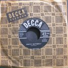 THE MILLS BROTHERS~Pretty Butterfly~Decca 28736 (Soul) 1st VG+ 45