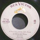 PEREZ PRADO~In a Little Spanish Town~RCA Victor 599-9068  45 EP