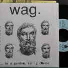 "WAG~In a Garden, Eating Cheese~Happy Tails 001 (Punk) M- 7"" 33  EP"