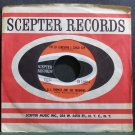 B.J. THOMAS & THE TRIUMPHS~I'm So Lonesome I Could Cry~Scepter 12129 (Soft Rock) VG+ 45