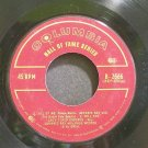JOHNNIE RAY~Just Walking In the Rain~Columbia 2566  45 EP