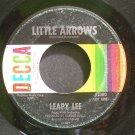 LEAPY LEE~Little Arrows~Decca 32380 (Soft Rock)  45