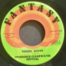 CREEDENCE CLEARWATER REVIVAL~Green River~Fantasy 625 (Classic Rock)  45
