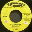 DUANE EDDY~The Lonely One~Jamie 1117 (Instrumental Rock) 1st 45