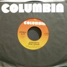 AEROSMITH~Home Tonight~Columbia 10407 (Hard Rock) VG+ 45