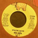 BEE GEES~Stayin' Alive~RSO 885 (Disco) VG+ 45