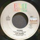 CLIFF RICHARD~Dreaming~EMI America 8057 (Soft Rock)  45