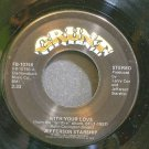 JEFFERSON STARSHIP~With Your Love~Grunt 10746 (Classic Rock) VG++ 45