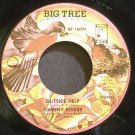 JOHNNY RIVERS~Outside Help~Big Tree 16094 (Rock & Roll) VG+ 45