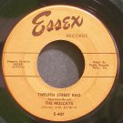 THE MULCAYS~Twelfth Street Rag~Essex 407 (Easy Listening)  45