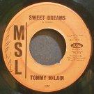 TOMMY MCLAIN~Sweet Dreams~MSL 197  45
