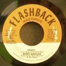 BARRY MANILOW~Mandy~Flashback 89 VG+ 45