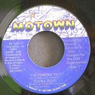 DIANA ROSS~I'm Coming Out~Motown 1491F (Soul)  45