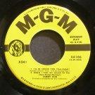 SAMMY FAIN~Secret Love~MGM X4106, X4107 (Jazz Vocals) VG+ 45 EP