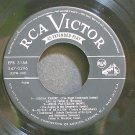 SCHOLA CANTORUM~Polish Chrismas Songs~RCA Victor 3166 (Christmas) Rare 45 EP