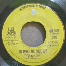 ALICE COOPER~No More Mr. Nice Guy~Warner Bros. 7691 (Hard Rock) 1st VG+ 45
