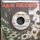 BROTHERS JOHNSON~Strawberry Letter #23~A&M 1949-S (Funk) VG+ 45