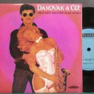 DANOVAK & CO.~What Have You Done to My Heart~Plaza 2T (Italo-Disco) M- UK 45