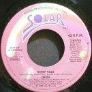 DEELE~Body Talk~Solar 69785 (Synth-Pop) M- 45