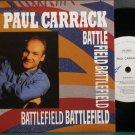 PAUL CARRACK~Battlefield~Chrysalis 3494-1 M- Holland 45