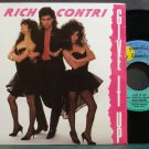 RICH CONTRI~Give it Up~Moontide 1008 (Synth-Pop) M- 45