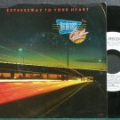 BREAKFAST CLUB~Expressway to Your Heart~MCA 53273 (Synth-Pop) Promo M- 45