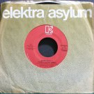 EDDIE RABBITT~I Love a Rainy Night~Elektra 47066 VG+ 45
