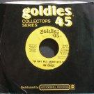 JIM CROCE~You Don't Mess Around with Jim~Goldies 45 1472 (Folk-Rock) VG+ 45