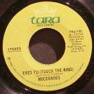 MOCEDADES~Eres Tu (Touch the Wind)~Tara 100  45