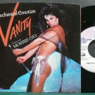 VANITY~Mechanical Emotion~Motown 1767MF (Synth-Pop) Promo VG++ 45
