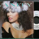 VANITY~Under the Influence~Motown 1833MF (Synth-Pop) Promo M- 45
