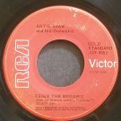 ARTIE SHAW~Begin the Beguine~RCA 0052 (Big Band Swing) VG+ 45