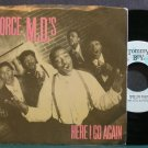 FORCE MD'S~Here I Go Again~Tommy Boy 28742 Promo VG++ 45