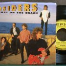 INSIDERS~Ghost on the Beach~EPIC 07352 (Indie Rock) Promo M- 45